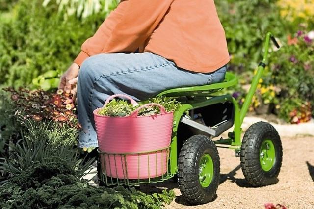 Best Gardening Seats For Elderly